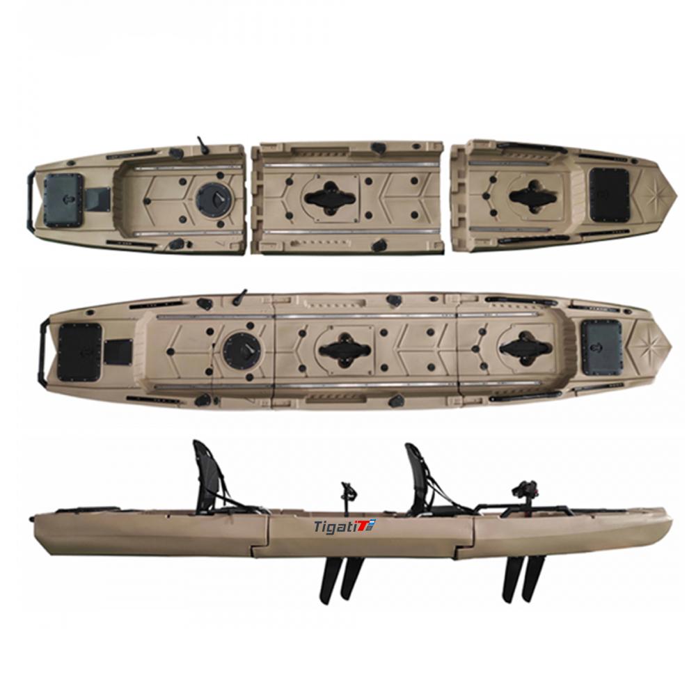 MIRAJ 95 Split Kayak
